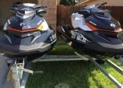 Vendo motos acuaticas sea doo gpise 155