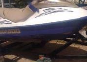 Excelente moto acuática sea doo