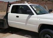 Excelente dodge ram 3500 diésel 4x4 std mexicana plataforma -98