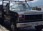 Excelente camion ford con estrucura -1983