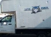 Excelente camioneta ram 4000 caja seca -2008