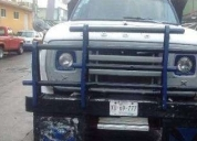 Camión de original volteo  -1980