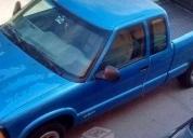 Nacional pick up s10; std doble cabina -95,contactarse!
