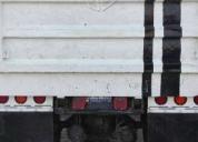 Excelente camión volteo dodge -1980