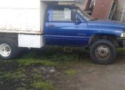 Excelente camioneta ram 3500 -1995
