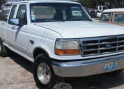 Excelente ford f250 blanca -1995