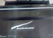 Fuente audiobahn de 4 canales, contactarse.