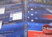 Oportunidad! diccionario larousse español- inglés