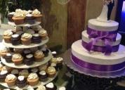 Excelente curso decoracion de pasteles boda y xv años