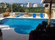 Acapulco 4 recámaras 4 baños