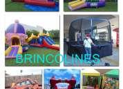 Renta de brincolines en cancun y todo para sus fiestas