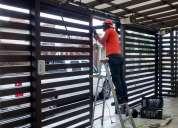 Mantenimiento a portones electricos