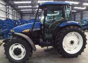 Tractor agricola new holland td95