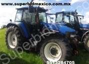 tractores agricola new holland varios modelos
