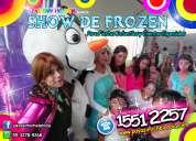 Show de frozen para fiestas y eventos infantiles - df/edomex