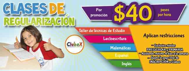 Clases de regularización en Querétaro