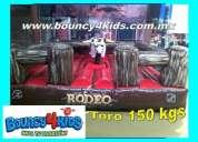 Toros mecanicos exclusivos  en venta  bouncy4kids