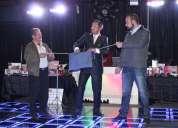 Show de magia divertida y espectacular para tu fiesta. joseantonio godoy