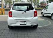 Nissan march  auto impecable