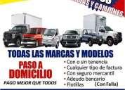 Compro autos camionetas y camiones