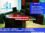 Oficinas con paquetes de 800 pesos en atizapan de zaragoza