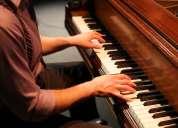 Clases de piano para adultos y niños