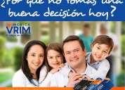 Protege tu salud  y la de tu familia con tarjeta medica vrim  desde $ 3 diarios promocion limitada