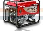 Venta de generadores honda de varios modelos en chiapas