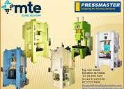 Prensas pressmaster, prensas de excelente calidad