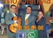 Amenizamos su evento trios en mexico df