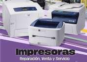 Mantenimiento y reparación a equipos de impresión xerox