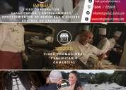 Producción de video para empresas negocios y eventos