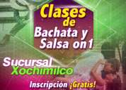 Clases de salsa on1 y bachata..
