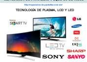 Reparacion de pantallas plasma, lcd, led