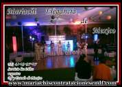 Informes de mariachis t.41199707 mariachis profesionales servicio a domicilio