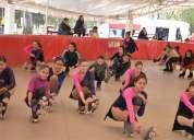Armonisse skating club -  p artístico sobre ruedas