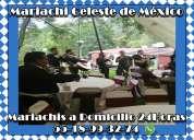 Mariachis urgentes en la zona de tlalpan 5518993274