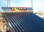 Calentadores solares solaris y skypower