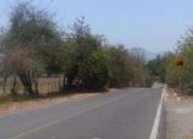Remato 8 hectareas camino al chical