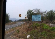 Oportunidad! 47 hectareas ejido nuevo cuyutlan