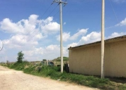 Excelente terreno renta 6,400m2 humgal2