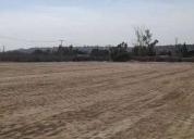 Excelente terreno en blvd alamar 8000 m2