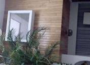 Linda casa en renta 90 m2