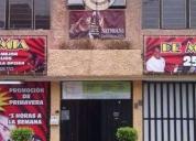 Paseos del churubusco local,Contactarse.