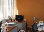Excelente oficinas en la roma, campeche 160 m2