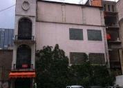 Oportunidad! edificio porfiriano zona rosa df