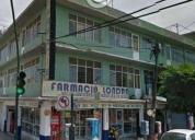 Oportunidad! edificio en agrícola pantitlán, iztacalco