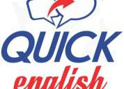 Escuela de ingles quickenglish