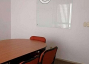 Renta de excelente oficinas  centro de negocios