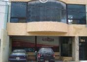Rento excelente oficina planta baja 105 m2